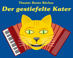 Der gestiefelte Kater, Flyer downloaden
